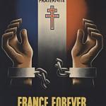 02 affiche france forever jean carlu 1942