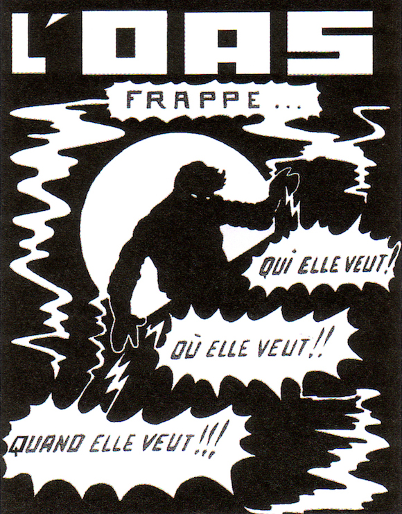 08 affichette OAS 1962