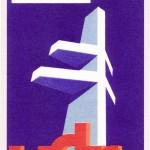 14 carte de presse UDR 1971