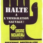 15 affiche ORDRE NOUVEAU 1973