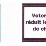 37 faux ticket, fausse étiquette FN 2002, 2007