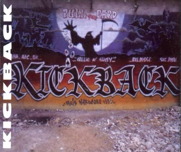 kickback graffiti