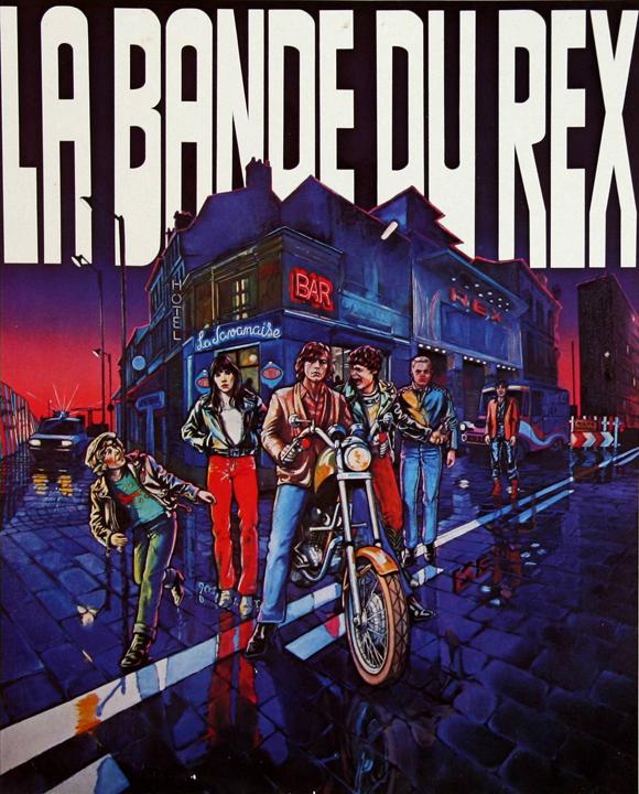la bande du rex
