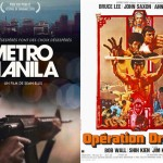 metro manila + enter the dragon