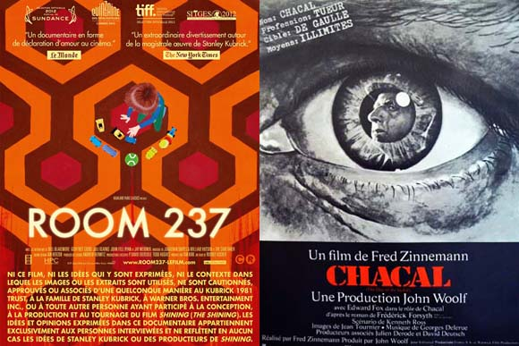 room 237 + day of the jackal