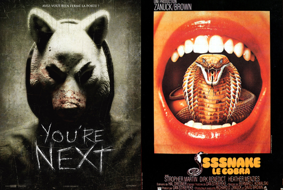 you're next + ssssnake